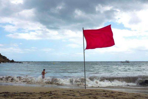 Bandera roja (12) E